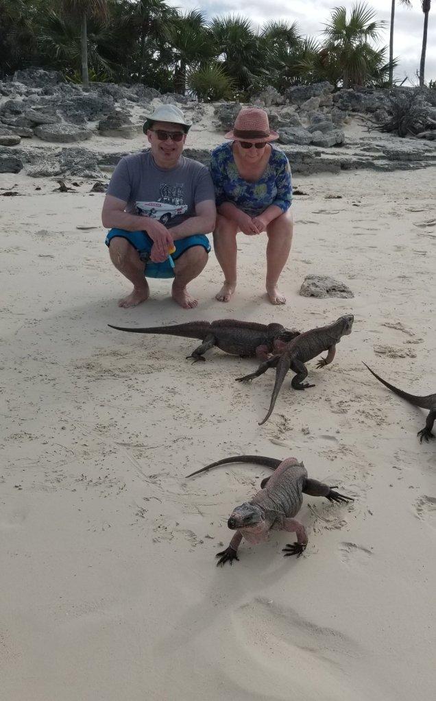 Iguana Island, Bahamas
